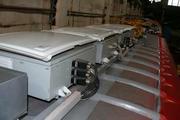 Ремонт преобразователь бортовой тяговый напряжения привод пульт.